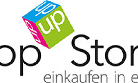 Logo Pop-Up Store
