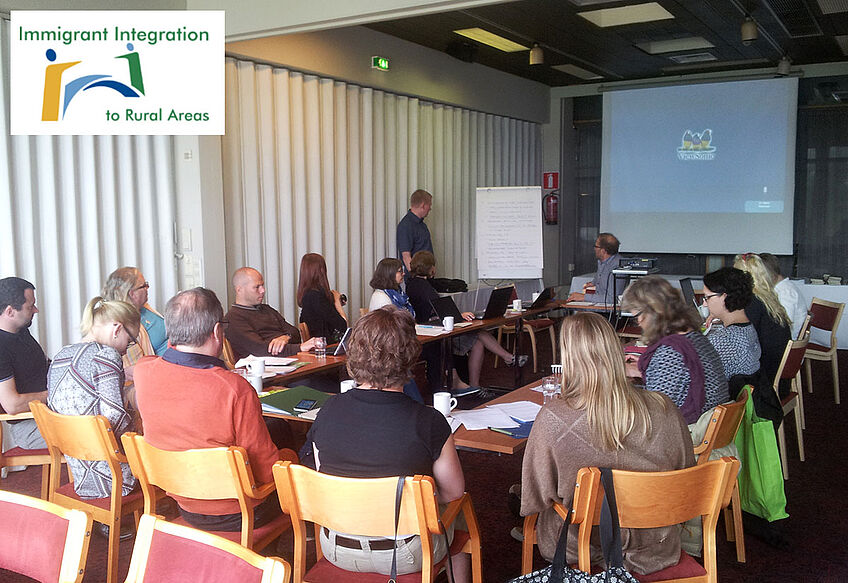 "Transnationales Projekt ""Immigrant Integration to Rural Areas"